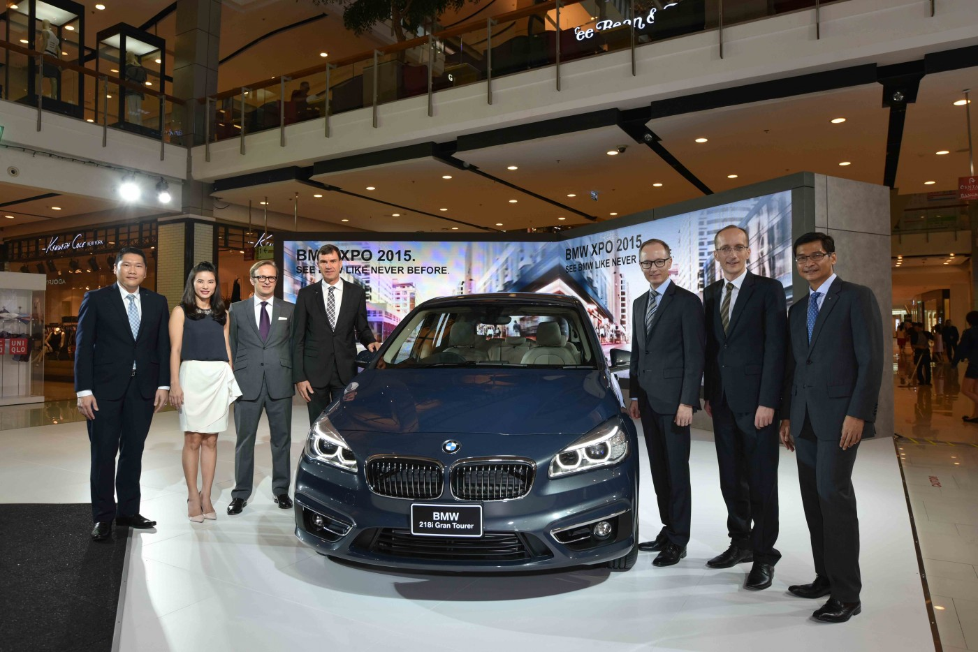 BMW Xpo 2015 Press conference