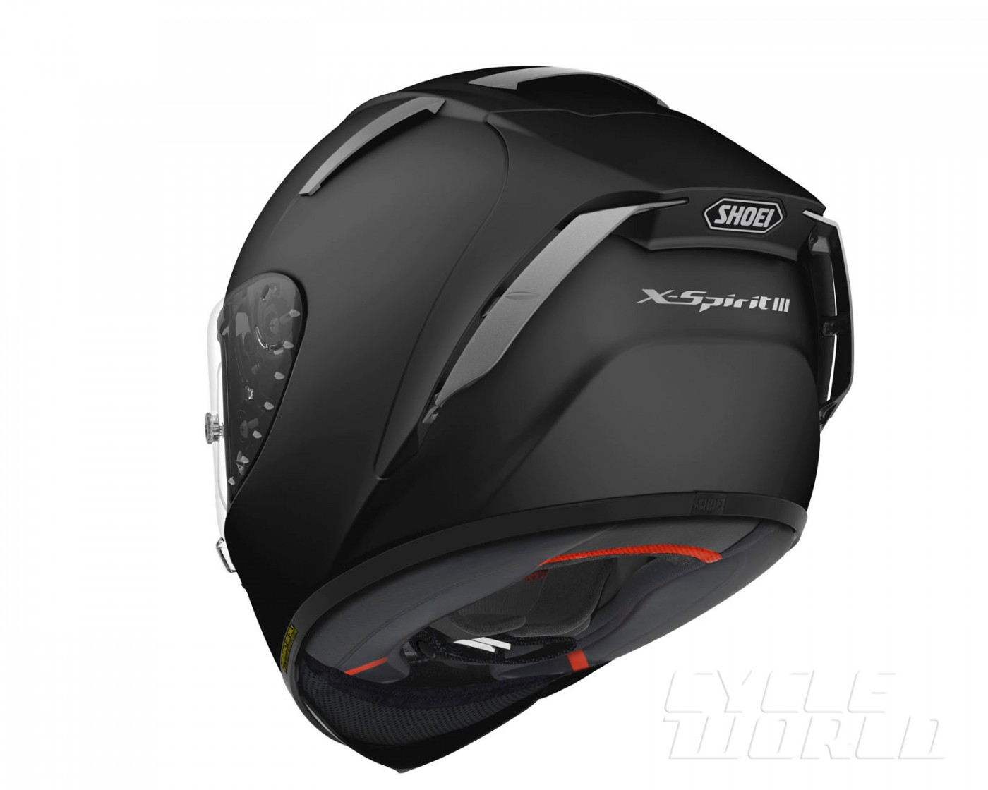 Shoei-X-Spirit-III-MatteBlack_BackTiltX-SPIRIT-III