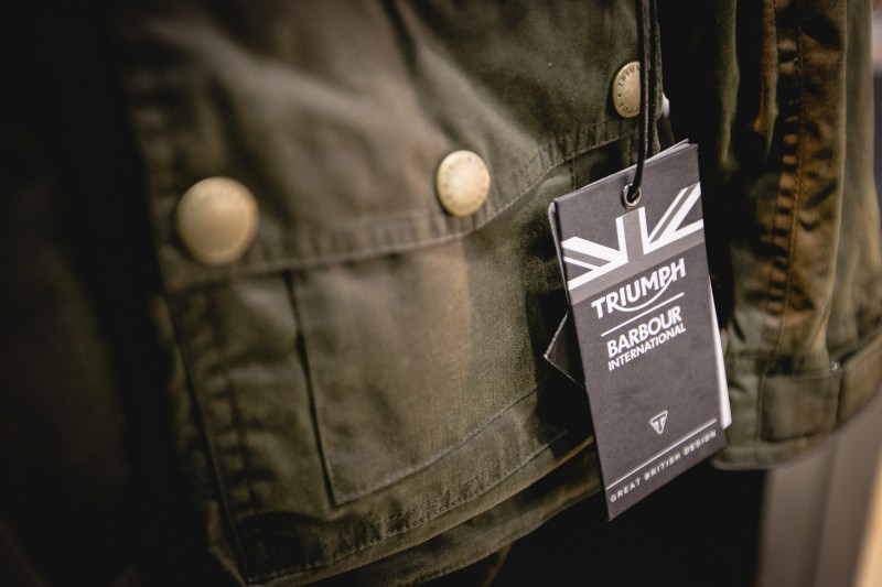 31. Triumph with Barber