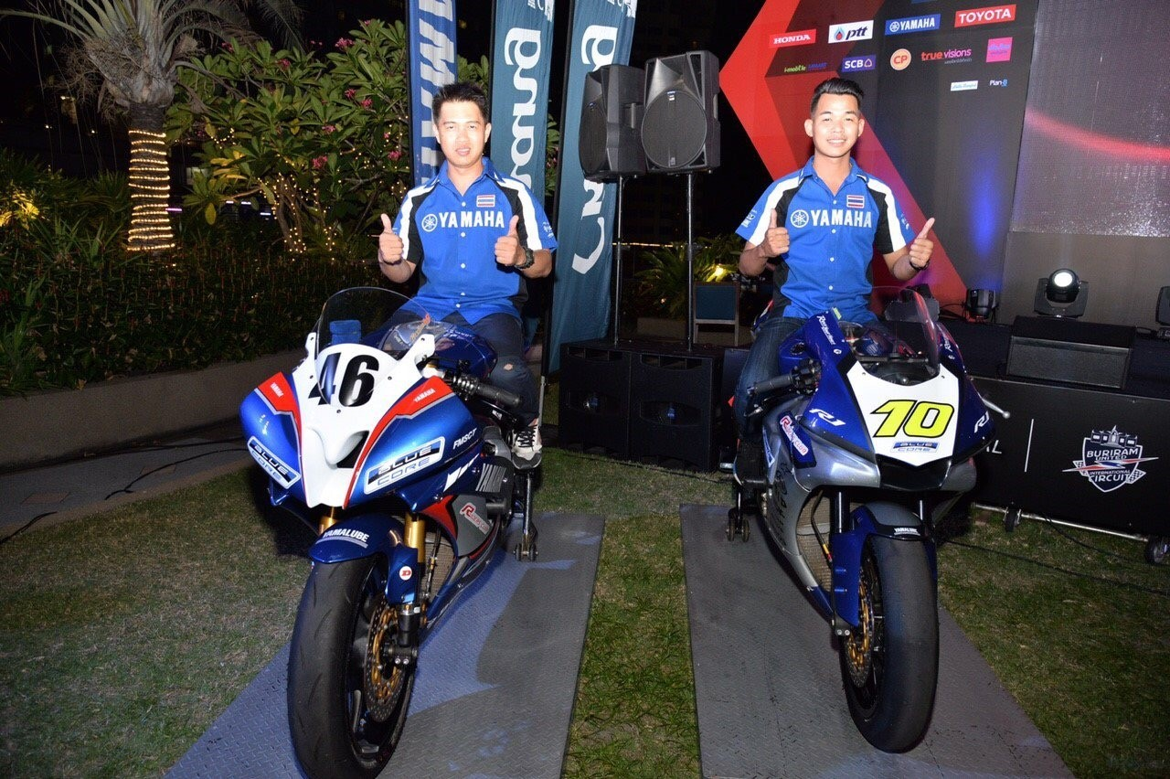 05 YAMAHA THAILAND RACING TEAM ส่ง 2 นักแข่งลงศึก FIM WORLD SUPERBIKE CHAMPIONSHIP 2016