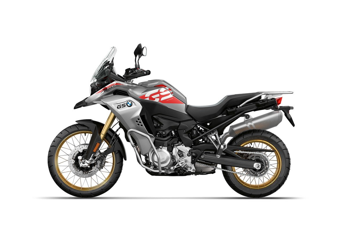 BMW F 850 GS Adventure Exclusive Style
